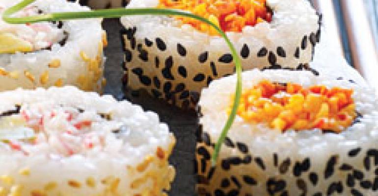 Golden Tiger Introduces Sushi Bar