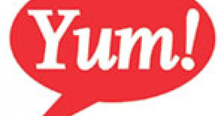 Heard on the call: Yum! Brands Inc.
