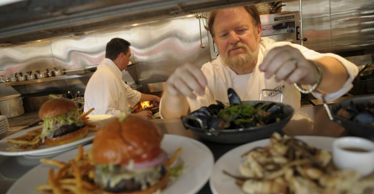 Former McCormick & Schmick's chef dishes on new restaurant