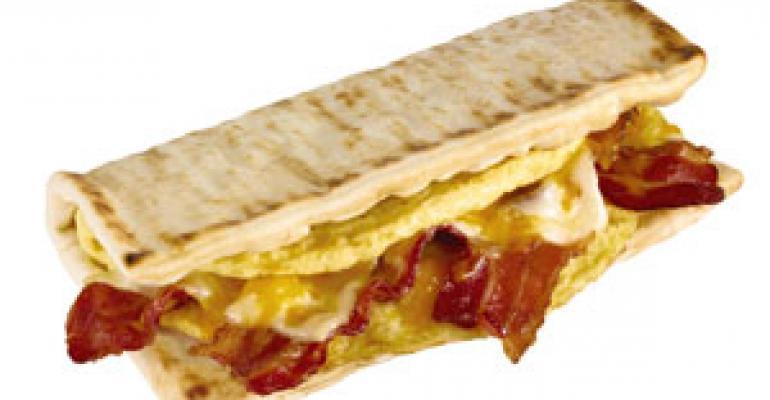 Subway says breakfast a success
