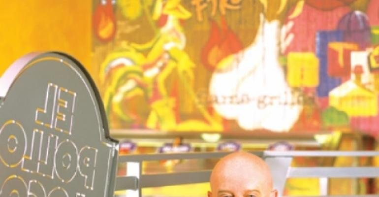 El Pollo Loco CEO Steve Carley to step down