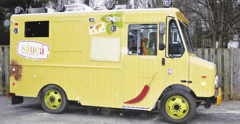 The right equipment, layout help put food trucks on the road to success
