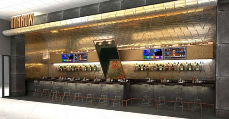 LaGuardia terminal getting foodservice facelift