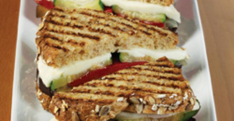 New Multi-Grain Sunflower Panini Bread