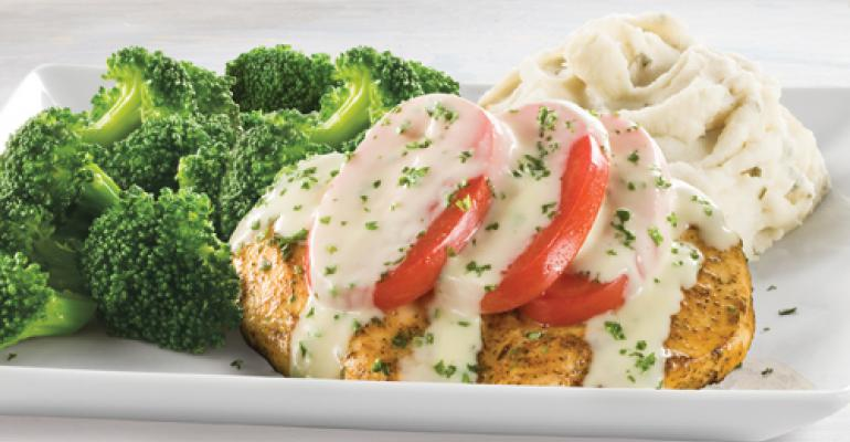 Ruby Tuesday adds lower-calorie dishes