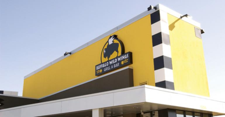 Buffalo Wild Wings has high hopes for football season