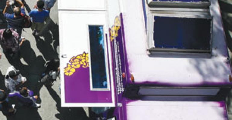 LA health department seeks letter grade posting for food trucks