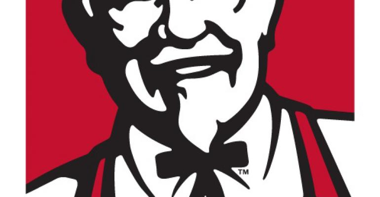 KFC puts marketing focus on the Colonel