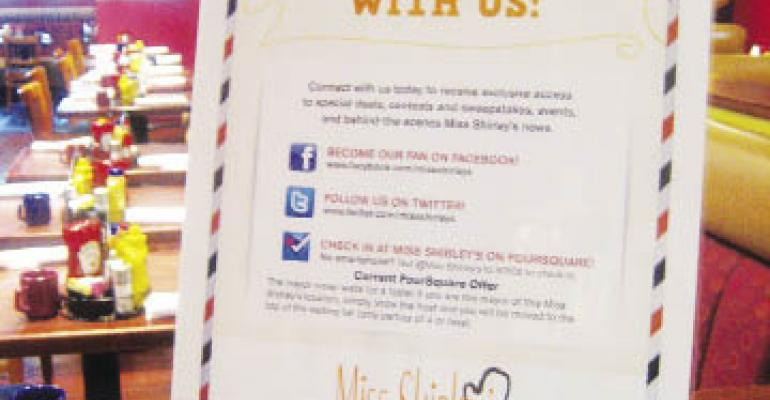 Baltimore cafe's Foursquare mayor promotion generates buzz, check-ins