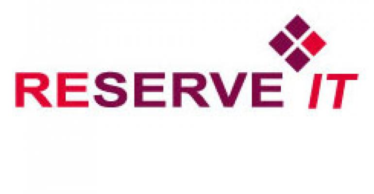 ReServeIT online dining reservations from ReServe Interactive