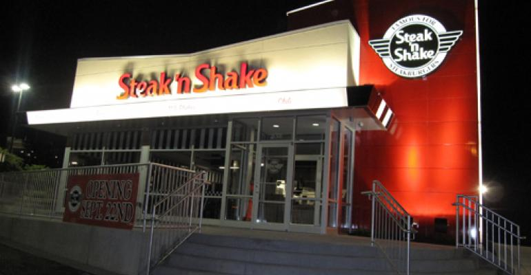 Steak 'n Shake debuts new restaurant design