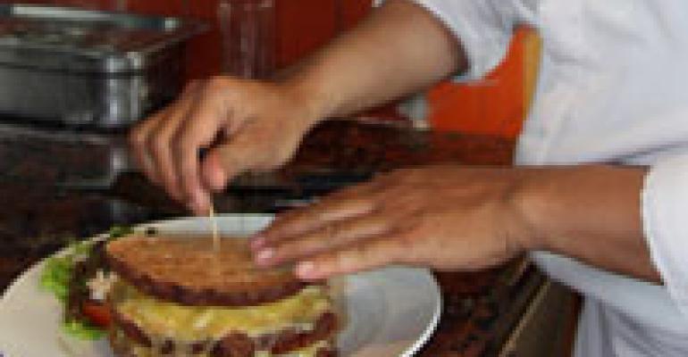 Calif. governor signs legislation for workers handling food
