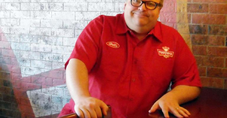 Toppers taps Five Guys vet for franchising role