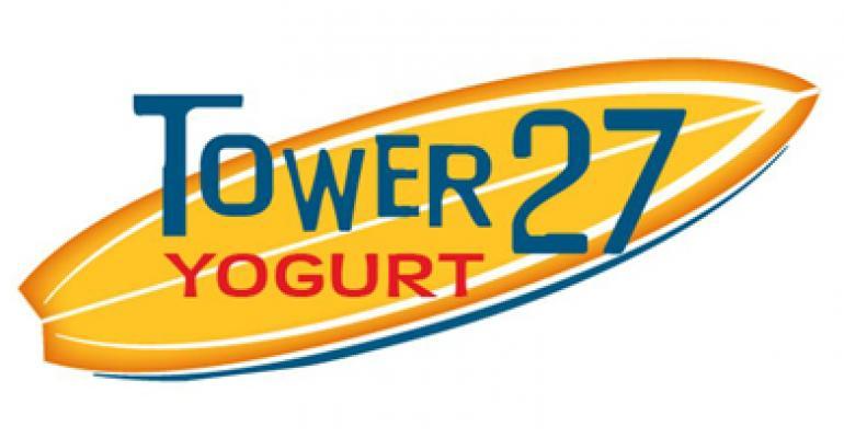 Straw Hat Pizza develops frozen-yogurt brand