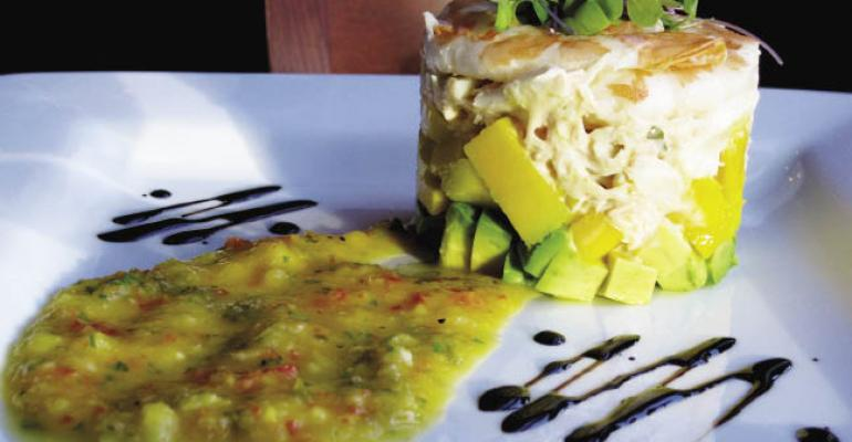 Wyland's: Seafood brands highlight sustainable message, artistic sensibility