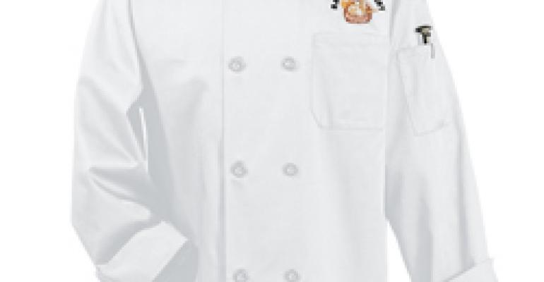 Happy Chef Standard White Chef Coat, as low as $8.95