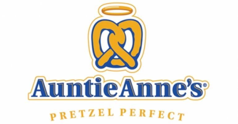 Focus Brands to acquire Auntie Anne's