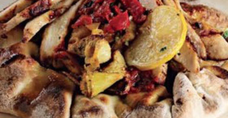 Bertucci's to showcase brick oven in new menu