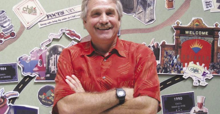 Doug Brooks leads Brinker into the future