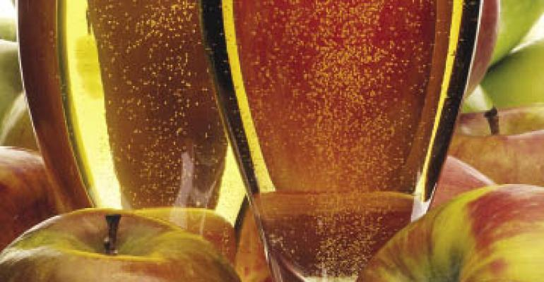 Cider rules the house