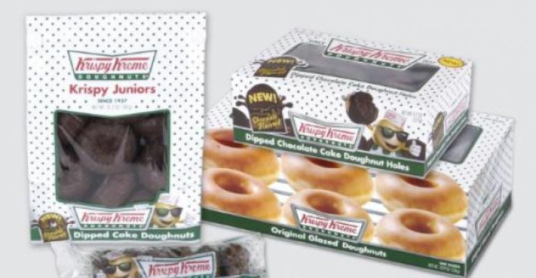 Krispy Kreme updates retail offerings