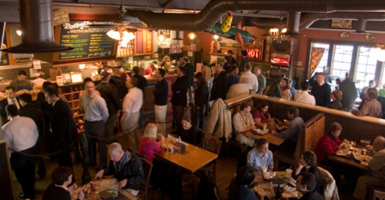 Potbelly targets couples as franchisees