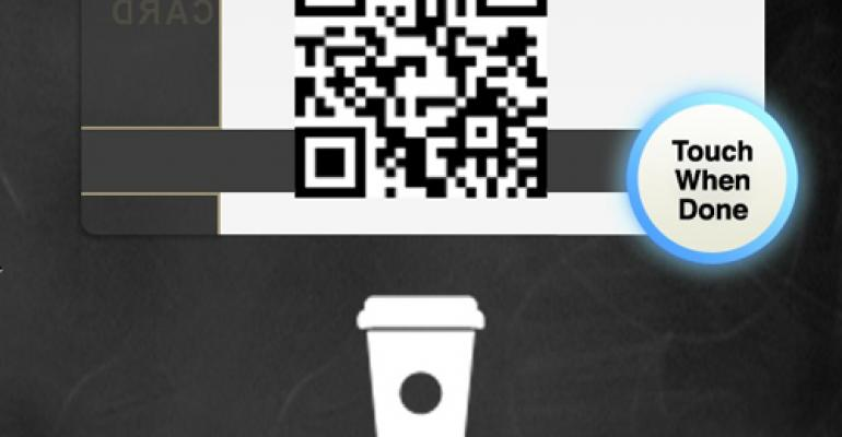 Starbucks expands mobile payment test