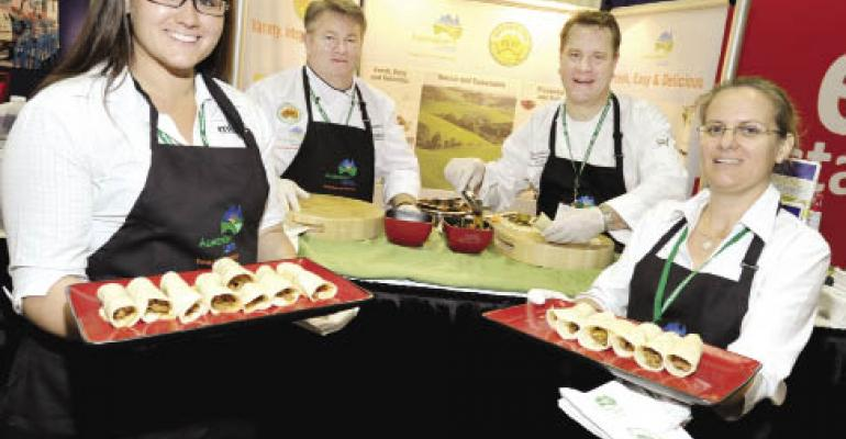 Supplier Exchange showcases new products