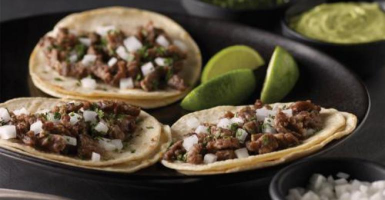 Taco Cabana serves up street food tacos