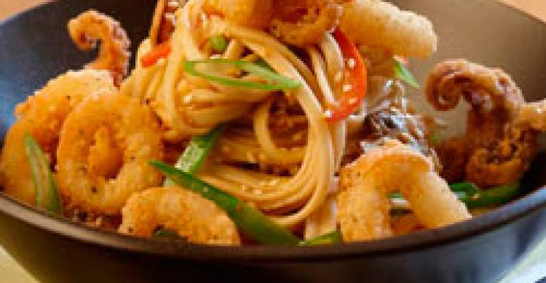 Mrs. Fridays® Ring and Tentacle Calamari