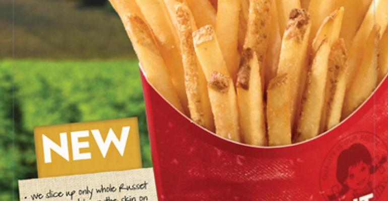 Wendy's overhauls its fries