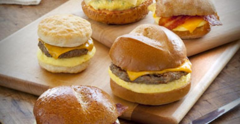 Caribou Coffee debuts breakfast sandwiches