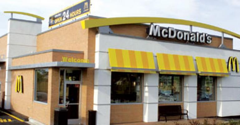 Heard on the call: McDonald's Corp.
