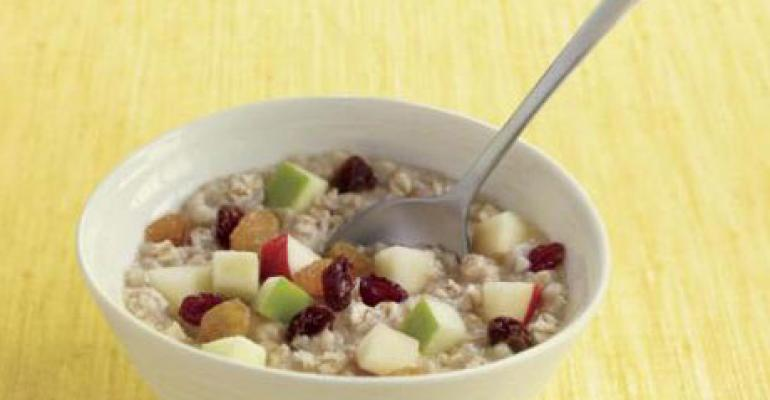 McDonald's rolls out oatmeal nationwide