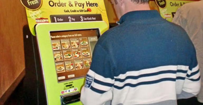 Sizzler sees higher checks from kiosks