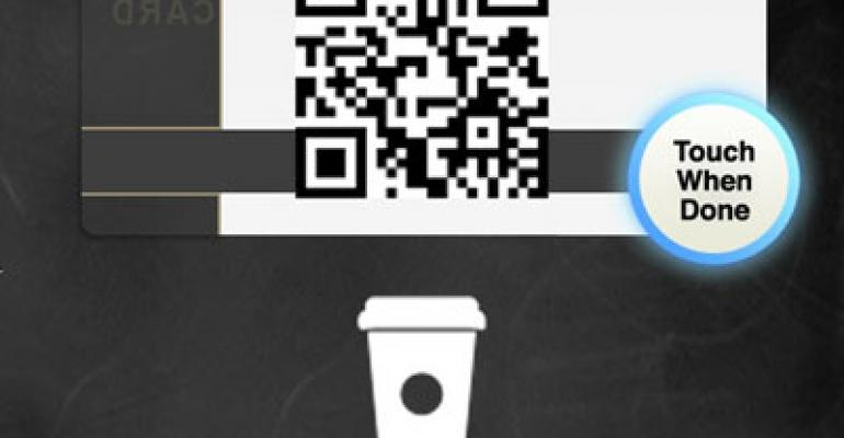 Starbucks rolls out mobile payment
