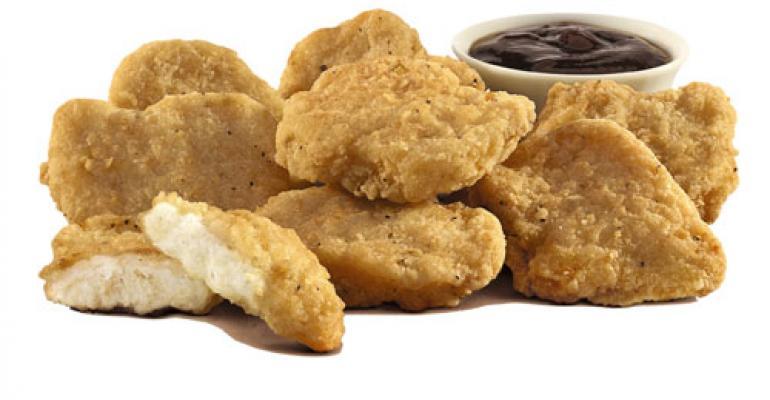 Burger King revamps chicken tenders
