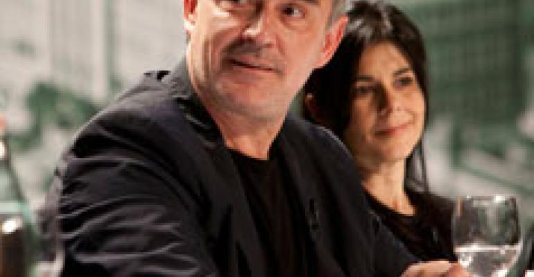 Adrià plans El Bulli Foundation