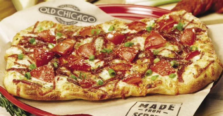 Pizza chains experiment with unusual toppings