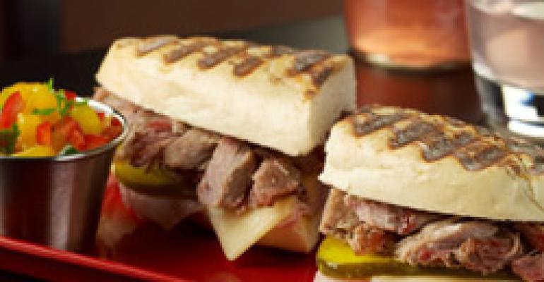 Rich's® Pork Bar-B-Q in 5-oz. Portion Packs