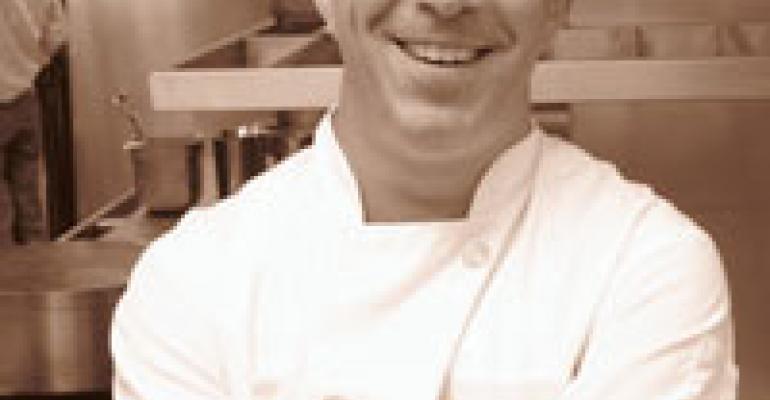 Chef Q&A: Chris Bradley of Untitled
