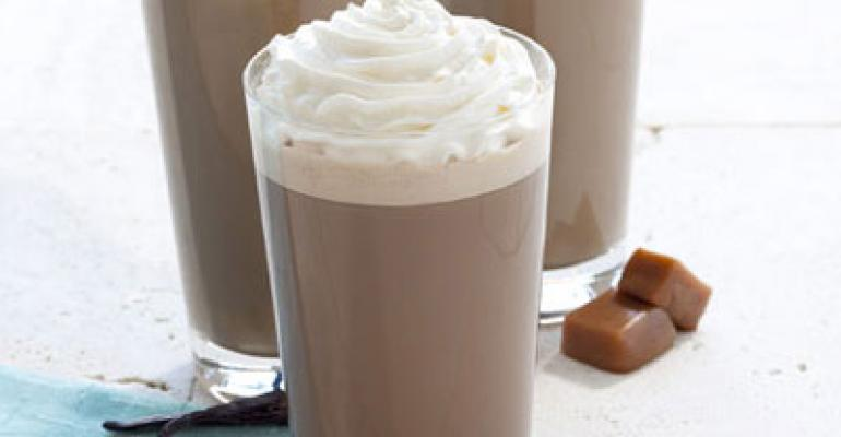 Caribou debuts lower-calorie beverage line