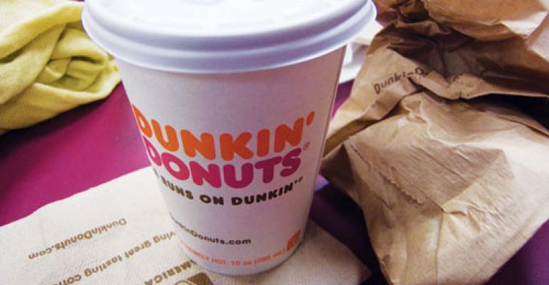 Dunkin' IPO talk still brewing