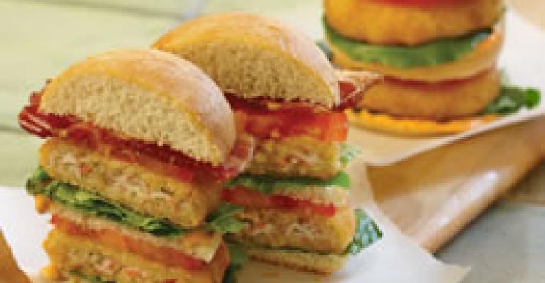 Mrs. Friday's® Junior Krabbycakes®