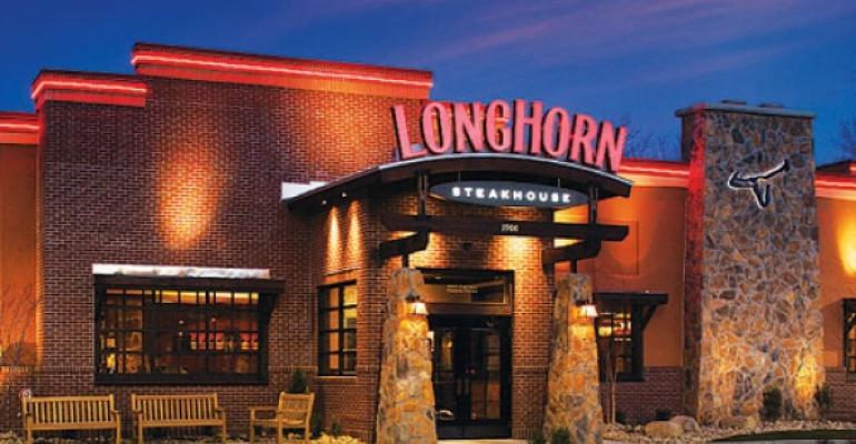 Darden's big growth plans for LongHorn
