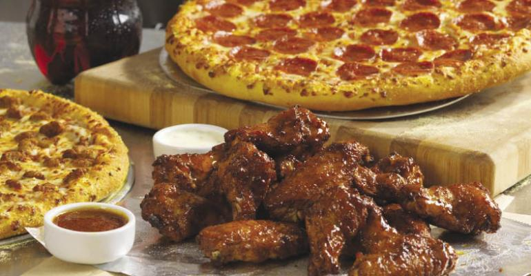 Across categories, chains offer up chicken options