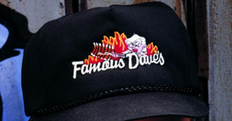 Famous Dave's founder takes on nation's pitmasters