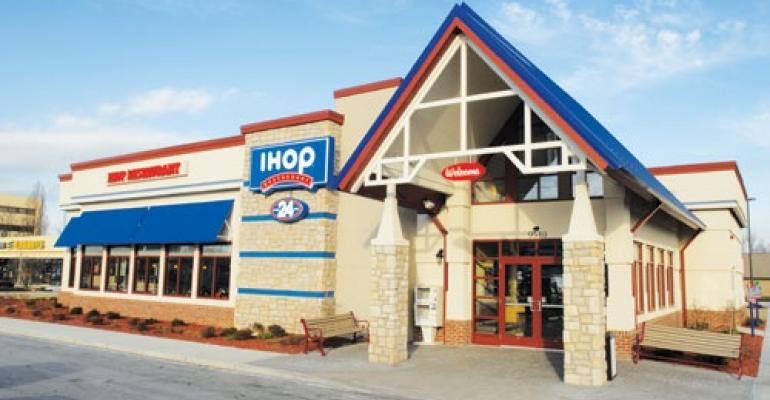 DineEquity plans improvements for IHOP