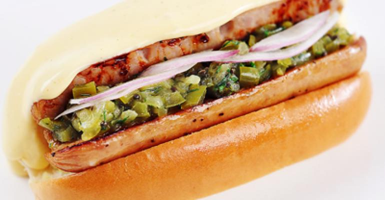 Imperialist Hot Dog