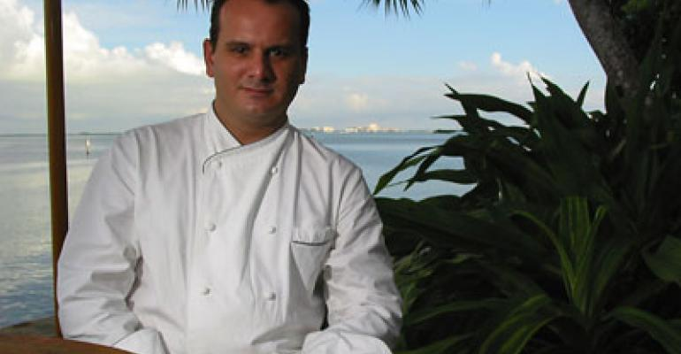 Q&A: Chef Arturo Paz of Bombora